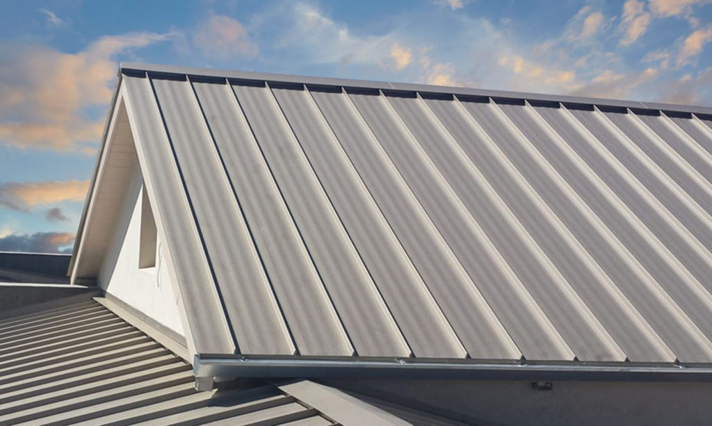 Sturdy Metal Roofing